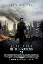 Star Trek Into Darkness - 27 x 40 Movie Poster - Style B