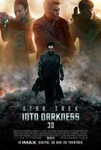 Star Trek Into Darkness - DS 1 Sheet Movie Poster - Style C