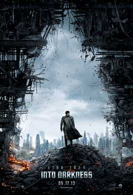Star Trek Into Darkness - 27 x 40 Movie Poster - Style A