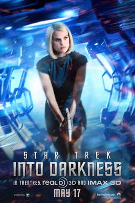 Star Trek Into Darkness - 11 x 17 Movie Poster - Style J
