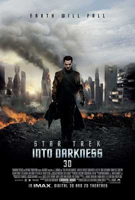 Star Trek Into Darkness - 11 x 17 Movie Poster - Style B