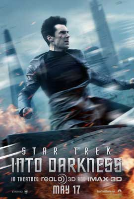 Star Trek Into Darkness - 11 x 17 Movie Poster - Style E