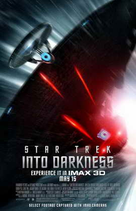 Star Trek Into Darkness - 11 x 17 Movie Poster - Style M