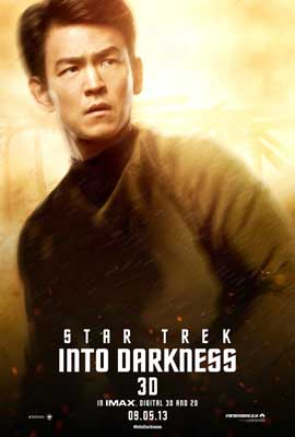Star Trek Into Darkness - 11 x 17 Movie Poster - UK Style A
