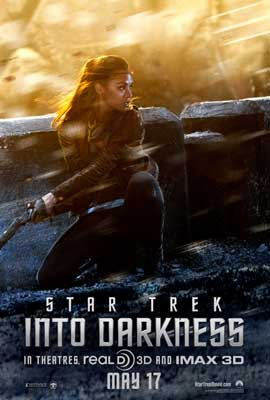Star Trek Into Darkness - 11 x 17 Movie Poster - Style G