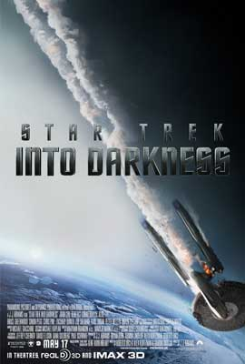 Star Trek Into Darkness - 11 x 17 Movie Poster - Style H