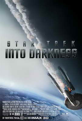 Star Trek Into Darkness - 27 x 40 Movie Poster - Style H