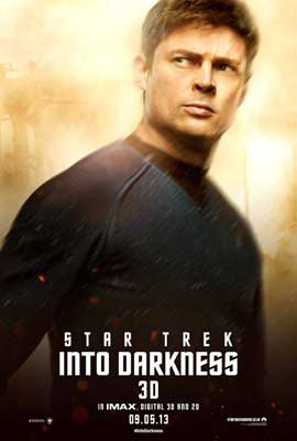 Star Trek Into Darkness - 11 x 17 Movie Poster - UK Style E