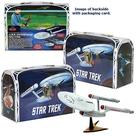 Star Trek - Star Trek: TOS Enterprise Model Kit and Tin Lunch Box