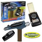 Star Trek - Gold Phaser and Gold Communicator - EE Exclusive