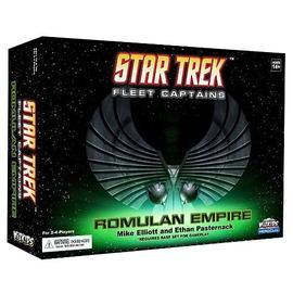 Star Trek - Fleet Captains Romulan Empire HeroClix Expansion