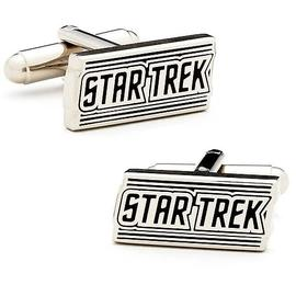 Star Trek - Logo Cufflinks