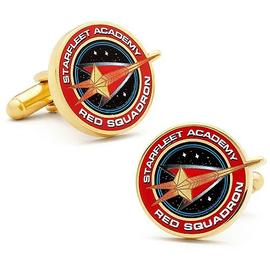 Star Trek - Red Squadron Cufflinks