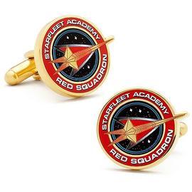 Star Trek - Red Squadron Cufflinks