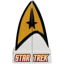 Star Trek - Command Insignia Salt and Pepper Shakers