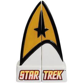 Star Trek - Command Insignia Salt and Pepper Shakers