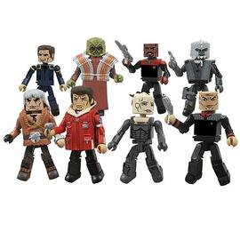 Star Trek - Legacy Minimates Series 1 Set