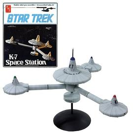Star Trek - K-7 Space Station Model Kit