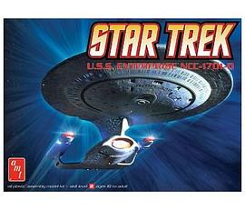 Star Trek - Enterprise 1701-D 1:2500 Model Kit