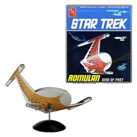 Star Trek - Romulan Bird of Prey Model Kit