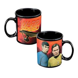 Star Trek - Warp Speed Mug