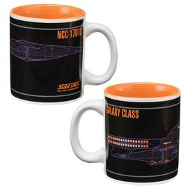 Star Trek - Next Generation NCC-1701D 12 oz. Ceramic Mug