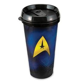 Star Trek - Delta Shield Plastic Travel Mug