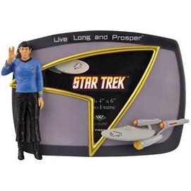 Star Trek - Spock Live Long and Prosper Picture Frame