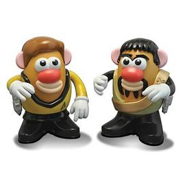 Star Trek - Kirk and Kor the Klingon Mr. Potato Head 2-Pack