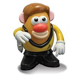 Star Trek - the Original Series Kirk Mr. Potato Head