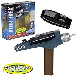 Star Trek - Classic Gold Handle Phaser - EE Exclusive