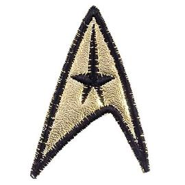 Star Trek - Star Trek: TOS 3rd Season Starfleet Command Patch