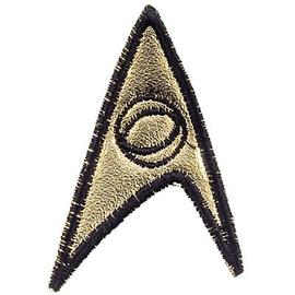 Star Trek - Star Trek: TOS 3rd Season Starfleet Science Officer Patch