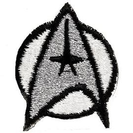 Star Trek - The Motion Picture White Command Patch