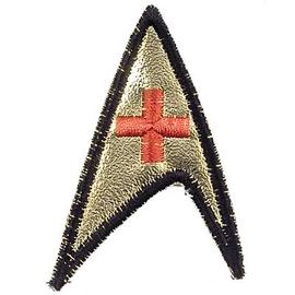 Star Trek - Original Series Red Cross Insignia Patch