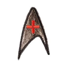 Star Trek - Star Trek: TOS 1st and 2nd Season Red Cross Insignia Patch