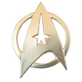 Star Trek - Motion Picture Chest Insignia Pin
