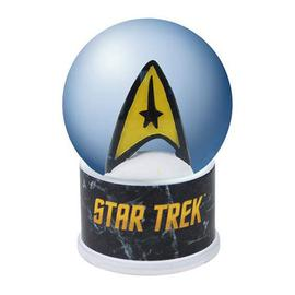 Star Trek - Original Series Command Insignia Water Globe
