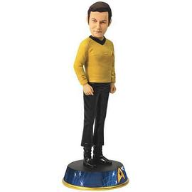 Star Trek - Captain Kirk Bobble Statue