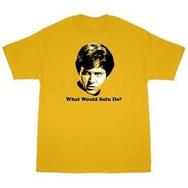 Star Trek - What Would Sulu Do? T-Shirt