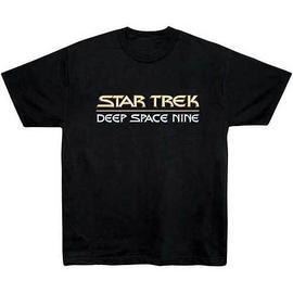 Star Trek - Deep Space Nine Logo T-Shirt