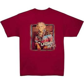 Star Trek - Ladies Man Quark T-Shirt