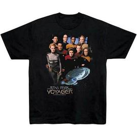 Star Trek - Voyager Crew T-Shirt