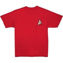 Star Trek - Classic Engineering Unform T-Shirt