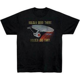 Star Trek - Boldly Did That T-Shirt