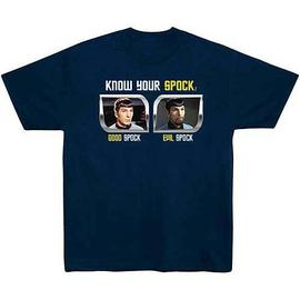 Star Trek - Know Your Spock T-Shirt