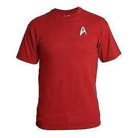 Star Trek - Movie Engineering Officer T-Shirt