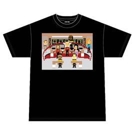 Star Trek - Next Generation Trexel Crew Black T-Shirt