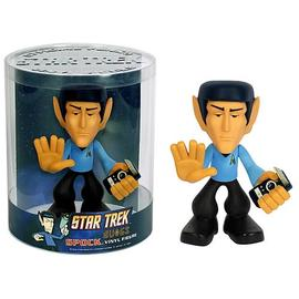 Star Trek - Vinyl Figures: Quogs Spock