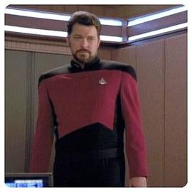 Star Trek - TNG Starfleet Male Uniform 2-Piece Jacket Pattern